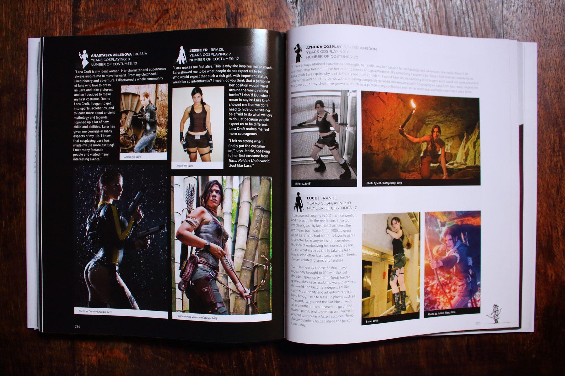 20 ans de tomb raider cosplays je suis un - Xboxygen le site consacre aux consoles xbox et xbox ...