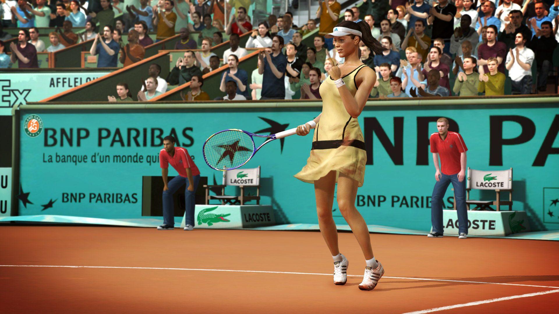 Tennis world tour ps4 je suis un le jeu - Xboxygen le site consacre aux consoles xbox et xbox ...