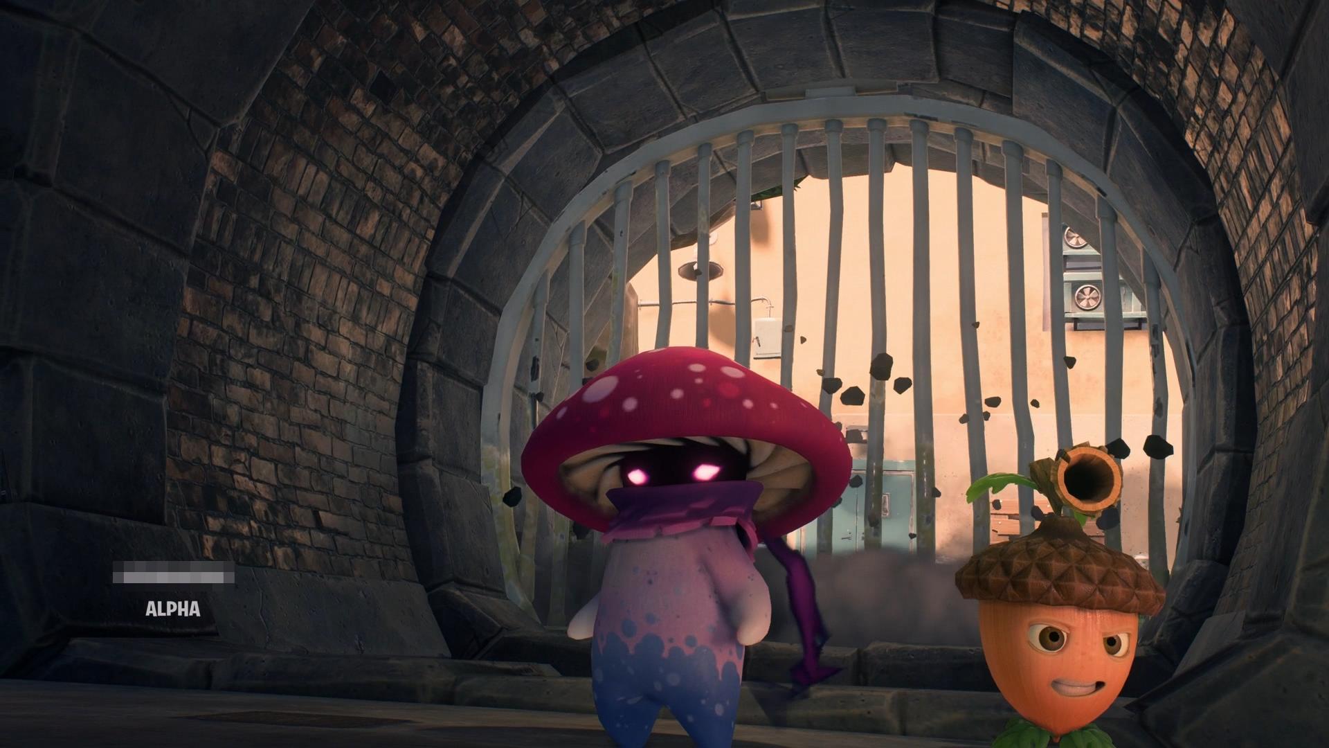 Extrait du mode histoire de Plants vs. Zombies Battle for ...