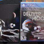 édition physique du jeu Deliver Us The Moon et steelbook